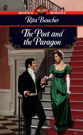 9780451195784: The Poet and the Paragon (Signet Regency Romance)