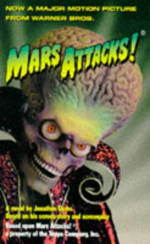 9780451196408: Mars Attacks!: Novelisation