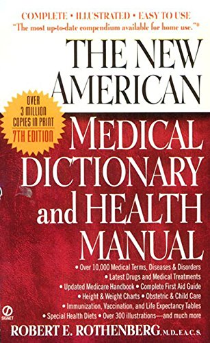 9780451197207: The New American Medical Dictionary and Health Manual