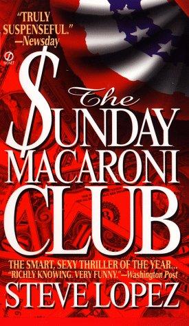 9780451197238: Sunday Macaroni Club
