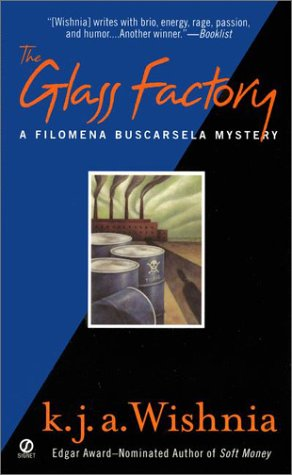 9780451197511: The Glass Factory (Filomena Buscarsela Mysteries)