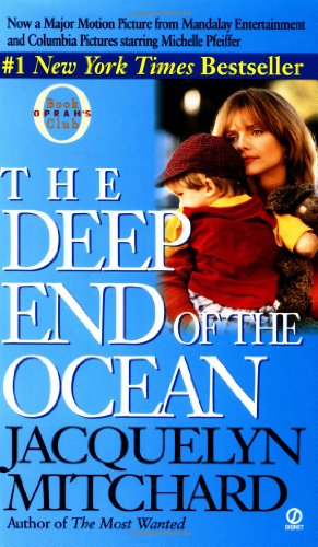 cinematic views on the deep end of the ocean by jacquelyn mitchard A fine first printing of the first edition in equally unblemished dust-jacket, signed by author jacquelyn mitchard br basis for the 1999 movie with michelle.