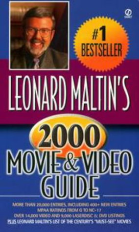 9780451198372: Leonard Maltin's Movie and Video Guide 2000 (Leonard Maltin's Movie & Video Guide, 2000)