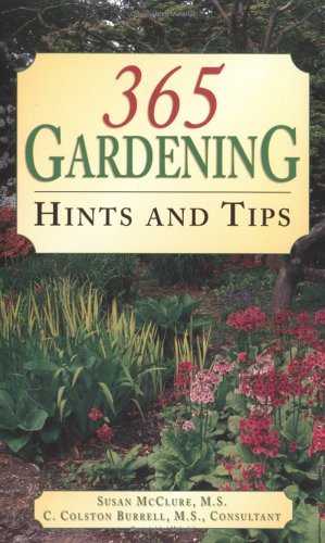 365 Gardening Hints and Tips: Consumer Guide editors