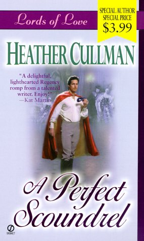 9780451199522: A Perfect Scoundrel (Lords of Love)