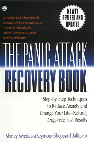 9780451200433: The Panic Attack Recovery Book: Step-by-Step Techniques to Reduce Anxiety and Change Your Life-Natural, Drug-Free, Fast Results