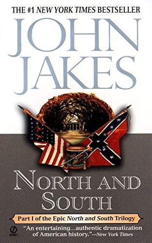 North and South (North and South Trilogy Part One) (0451200810) by John Jakes