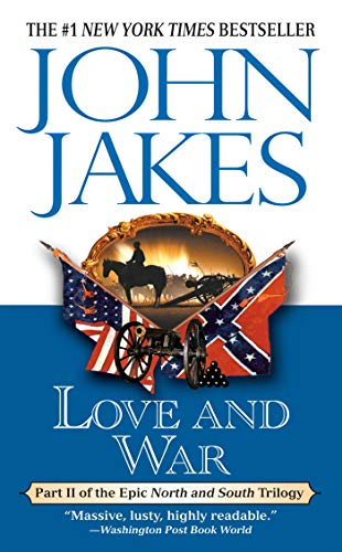 9780451200822: Love and War (North and South Trilogy)