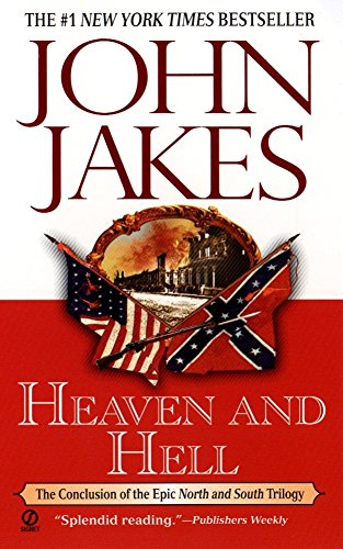 9780451200839: Heaven and Hell: Part Three of the Epic