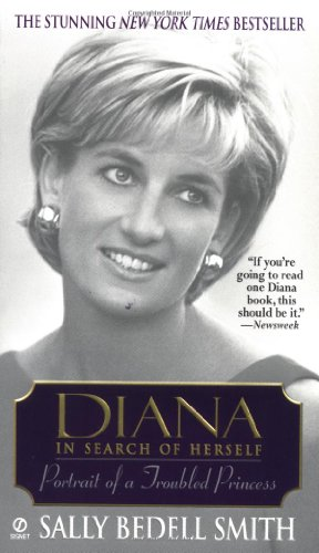 9780451201089: Diana in Search of Herself: Portrait of a Troubled Princess