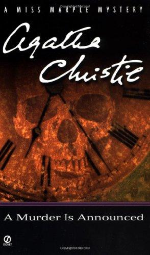 9780451201195: Murder is Announced (Miss Marple Mysteries)