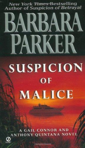 9780451201256: Suspicion of Malice