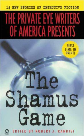 9780451201294: The Private Eye Writers of America Presents: The Shamus Game