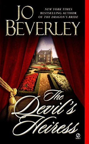 9780451202543: The Devil's Heiress (Historical Romance, Signet)