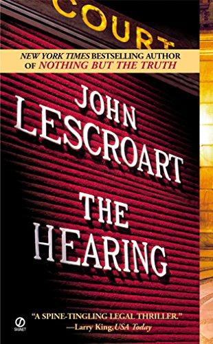 9780451204899: The Hearing (Dismas Hardy)