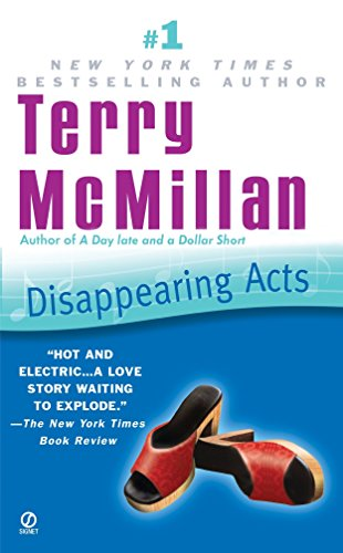 9780451205636: Disappearing Acts