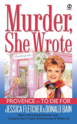 9780451205667: Murder She Wrote: Provence- to Die For