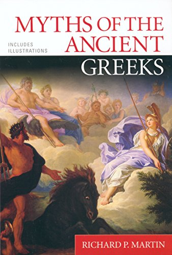 9780451206855: Myths of the Ancient Greeks
