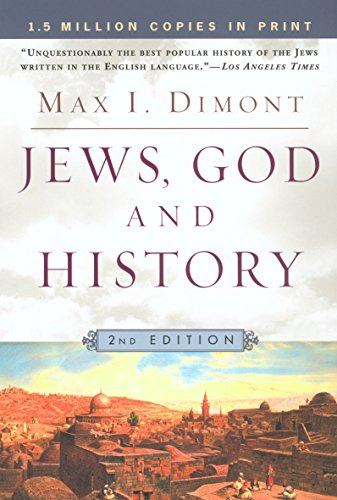 9780451207012: Jews, God and History: Second Edition