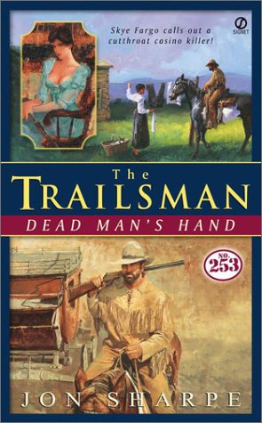 9780451207449: The Trailsman #253: Dead Man's Hand (Trailsman)