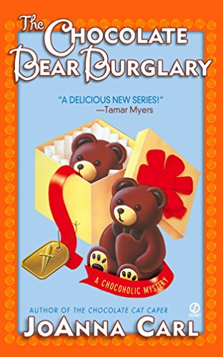 9780451207470: The Chocolate Bear Burglary (Chocoholic Mysteries, No. 2)
