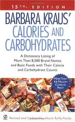 9780451207739: Barbara Kraus' Calories and Carbohydrates: (15th Edition)