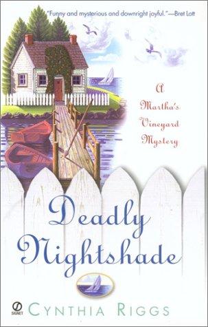 9780451208163: Deadly Nightshade (Martha's Vineyard Mysteries)