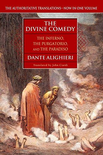 9780451208637: The Divine Comedy (The Inferno, The Purgatorio, and The Paradiso)