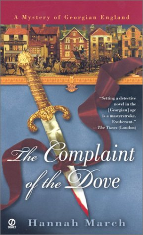 9780451208804: The Complaint of the Dove (Robert Fairfax)