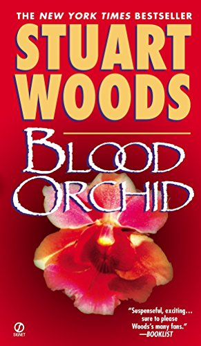 9780451208811: Blood Orchid (Holly Barker)