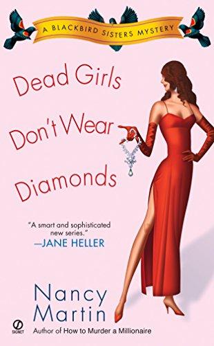 9780451208866: Dead Girls Don't Wear Diamonds (Blackbird Sisters Mysteries, No. 2)