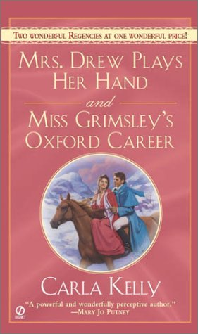 9780451209245: Mrs. Drew Plays Her Hand and Miss Grimsley's Oxford Career