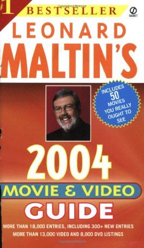 Leonard Maltin's Movie and Video Guide 2004 )