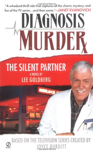 9780451209597: Diagnosis Murder #1: The Silent Partner: The Silent Partner