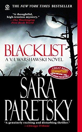 9780451209696: Blacklist (A V.I. Warshawski Novel)