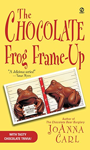 9780451209856: The Chocolate Frog Frame-Up: A Chocoholic Mystery