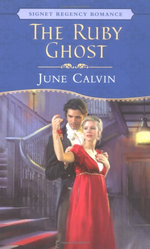 9780451210111: The Ruby Ghost (Signet Regency Romance)