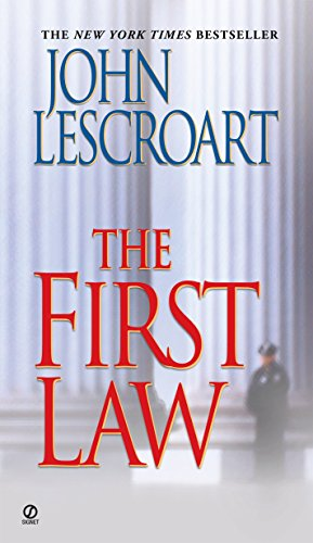 9780451210227: The First Law (Dismas Hardy, Book 8)