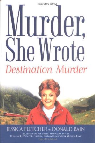 9780451210487: Murder,She Wrote: Destination--Murder