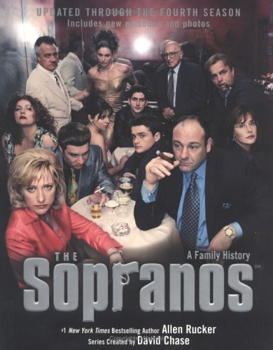 9780451210524: The Sopranos: A Family History --Season 4 (Revised and Updated)