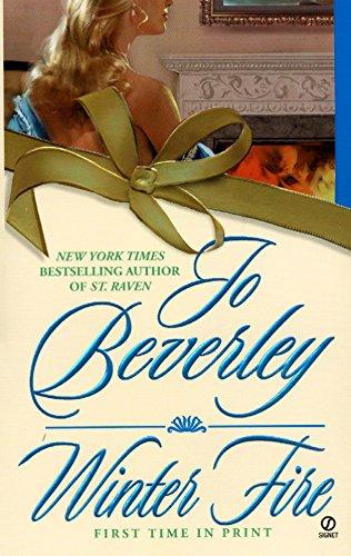 Winter Fire (A Mallorean Novel): Jo Beverley