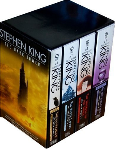 The Dark Tower Boxed Set (Books 1-4): King, Stephen