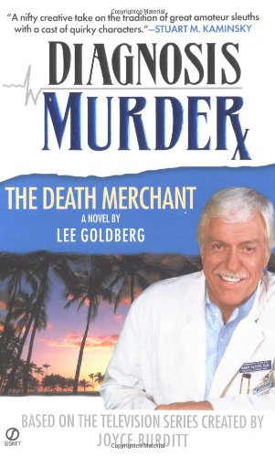 9780451211309: The Death Merchant (Diagnosis Murder, 2)