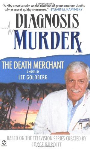 9780451211309: The Death Merchant (Diagnosis Murder #2)