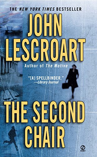 9780451211415: The Second Chair (Dismas Hardy)