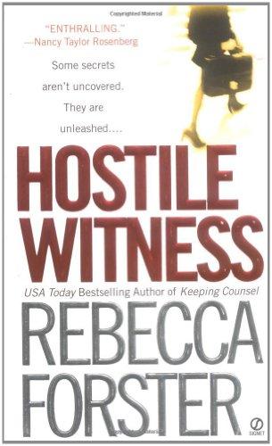 9780451211637: Hostile Witness