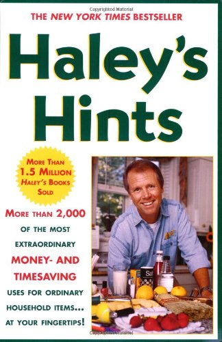Haley's Hints (0451211820) by Graham Haley; Rosemary Haley