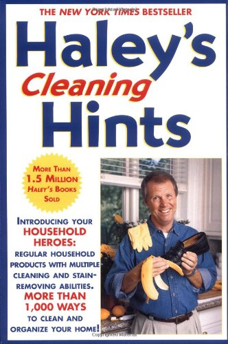 9780451211910: Haley's Cleaning Hints