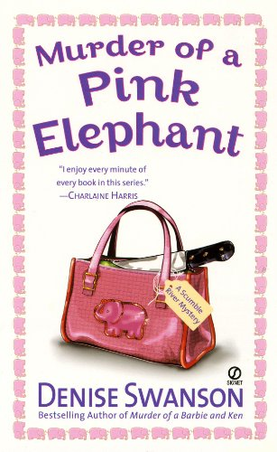 9780451212108: Murder of a Pink Elephant (Scumble River Mysteries, Book 6)