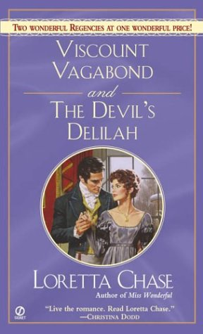 9780451212238: Viscount Vagabond and The Devil's Delilah